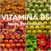 Vitamina B5 – Acido Pantotenico