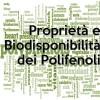 Proprietà e Biodisponibilità dei Polifenoli