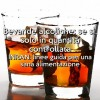 Bevande alcoliche: se sì, solo in quantità controllata