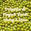 Polpette di Fagioli Verdi Mung e Riso