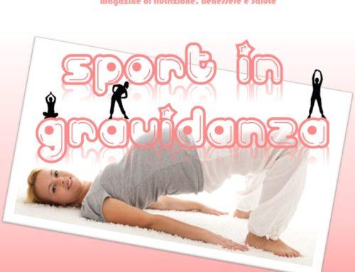 L'esercizio fisico in gravidanza