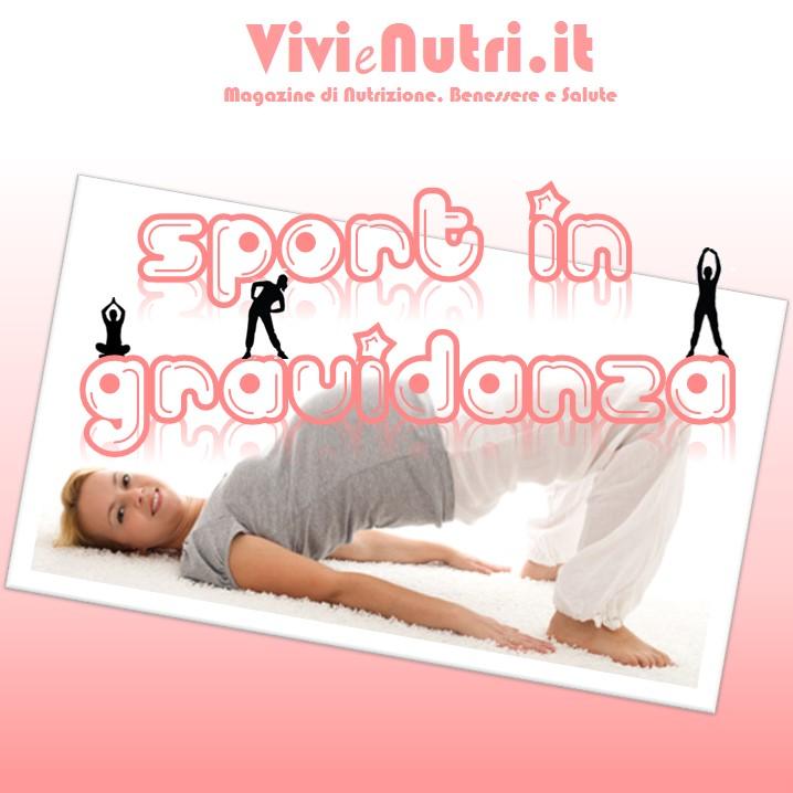 l'importanza dell'esercizio fisico in gravidanza