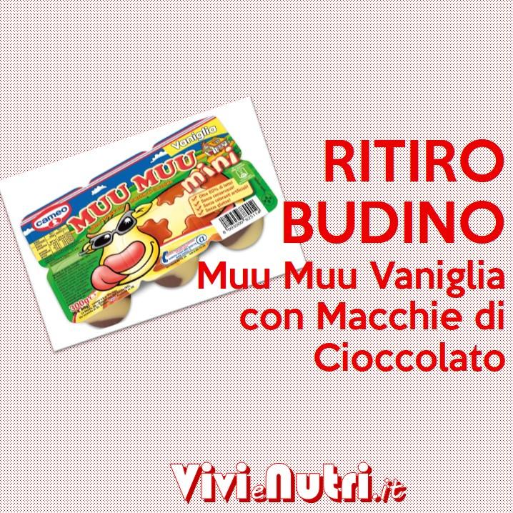 cameo muu muu alla vaniglia con macchie di cioccolato