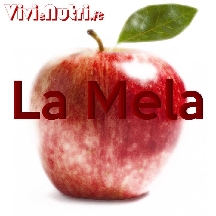 la mela: valori nutrizionali, proprietà