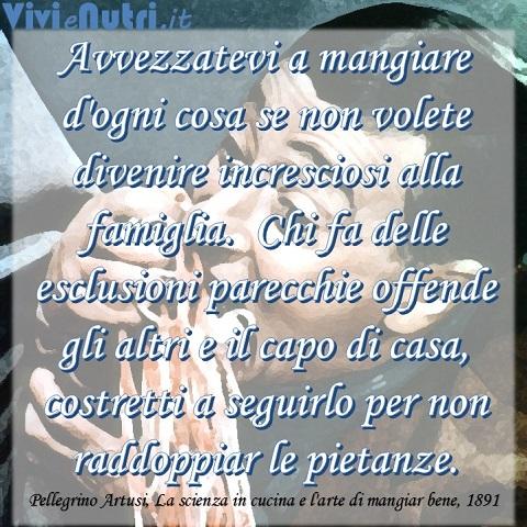 aforisma Pellegrino Artusi