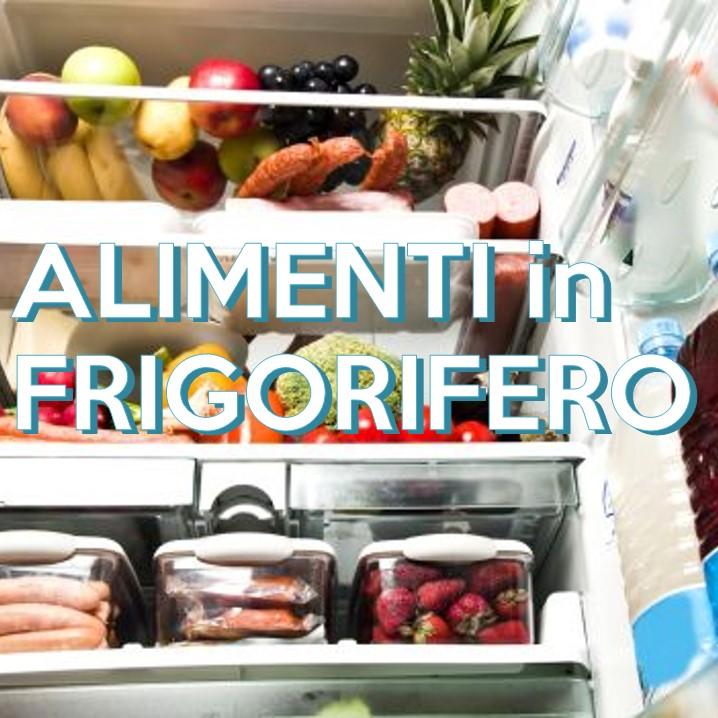come conservare gli alimenti al suo interno