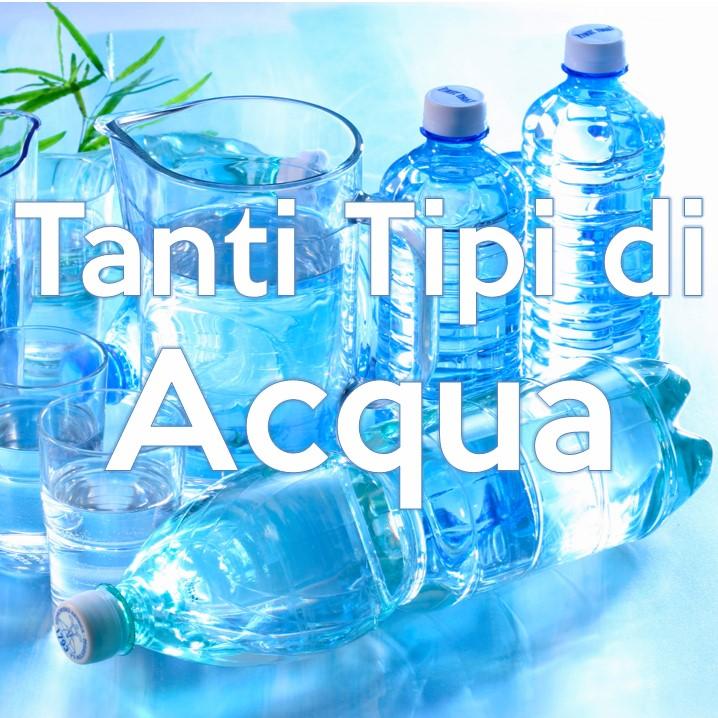 """L'acqua detta """"potabile"""" deve avere alcune caratteristiche indispensabili."""
