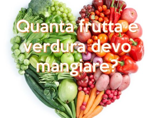 Quanta Frutta e Verdura Devo Mangiare?
