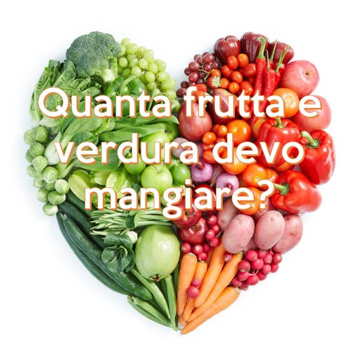 I risultati della Ricerca sul Consumo di Frutta e Verdura