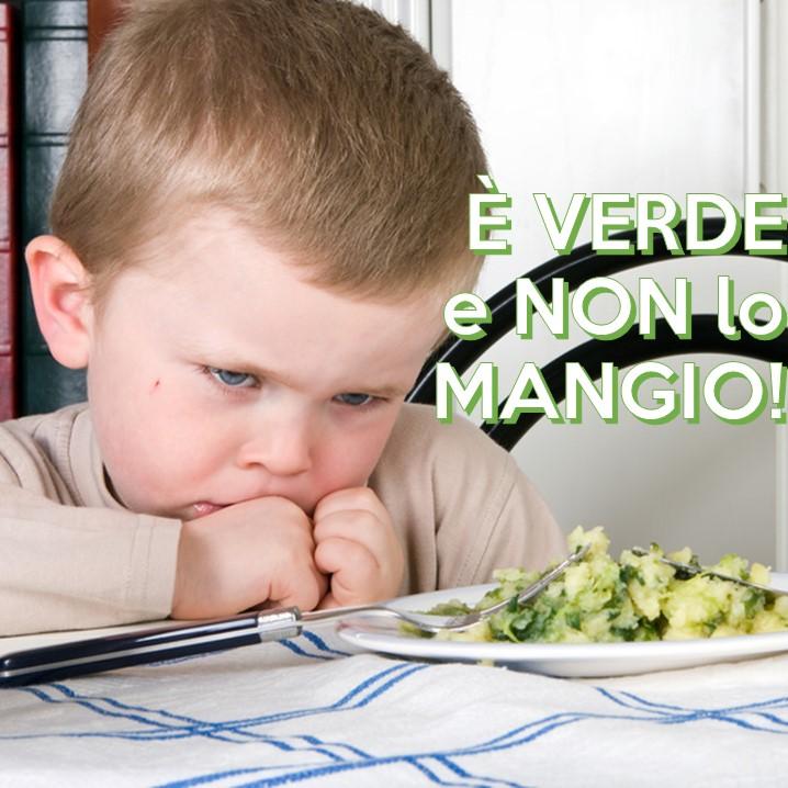 Come far Mangiare le Verdure ai più Piccoli