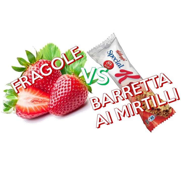 Barretta vs Fragole