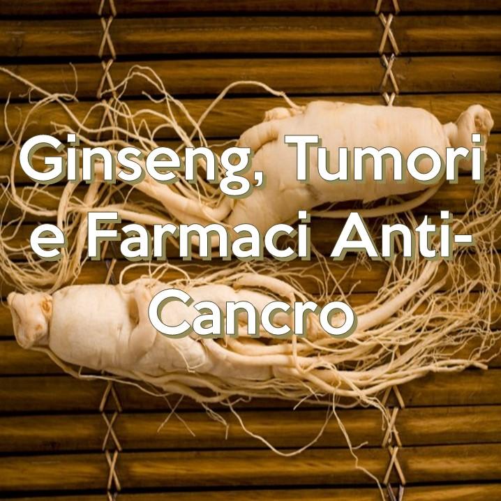 Il concetto che la combinazione farmaci-erbe per aumentare i benefici terapeutici è la base della medicina cinese, in particolare del ginseng.