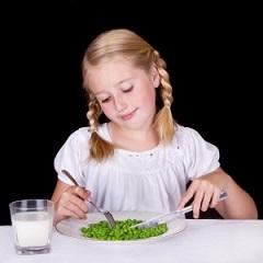 come far mangiare più verdure ai bambini