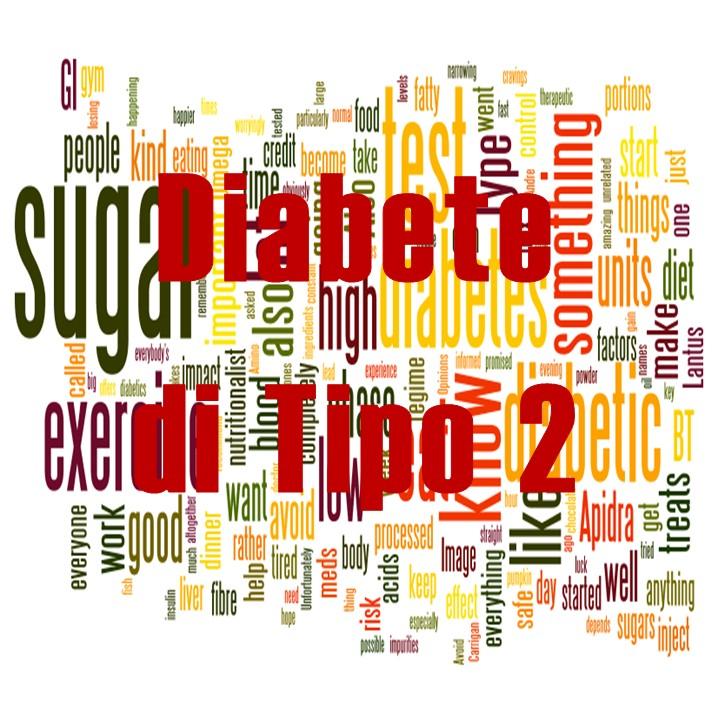 cause, sintomi, diagnosi del diabete di tipo 2