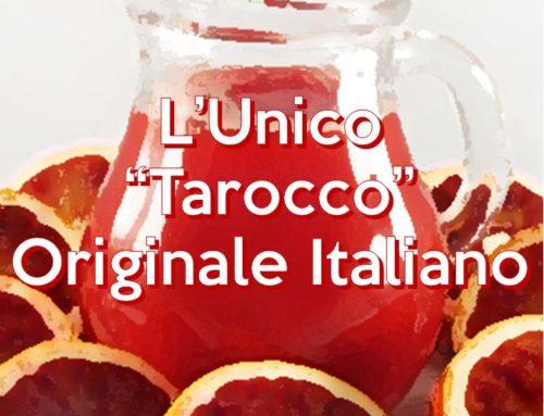 """L'Unico """"Tarocco"""" Originale Italiano"""