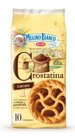 Crostatina al cacao Mulino Bianco