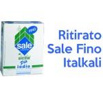 Ritirato Sale Fino Italkali