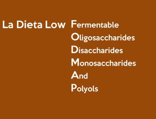 La Dieta Low FODMAPs