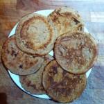 Pancake con Farina di Castagne e Cocco