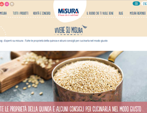 Quinoa: dalle sue proprietà alla cucina di casa