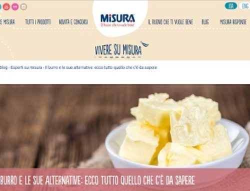 Burro & Alternative in Cucina